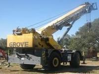 Used 2005 Grove RT 8