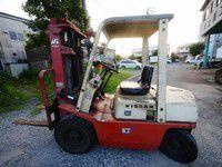 Nissan NF02 2.0T Forklift Truck