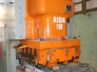 1990 Aida NC1-110(2) 110T Press