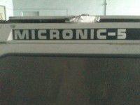 1988 Klingelnberg Micronic-5 Dr