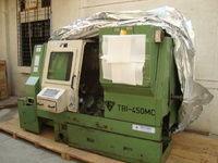 Dugard CMZ TBI-450 MC. CNC Lath