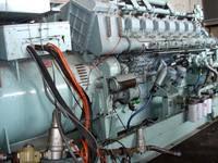 Mitsubishi S16N-PTA 1625kva Die