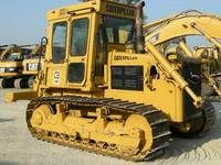 1985 CAT D6D Bulldozer