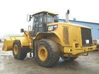 2009 CAT CAT966H Wheel Loader