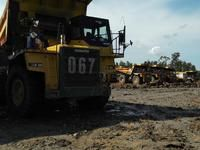2008 Komatsu HD465-7R Dump Truc