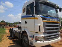 Used 2009 Scania R58