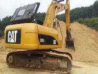 Used 2007 CAT 325DL