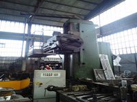 Tos - Horizontal Boring Machine