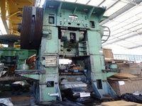 WMW - 1600T Forging Press