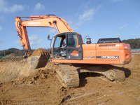 Used 2006 Doosan DX3
