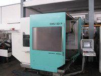 Used 1996 DMG DMU80P