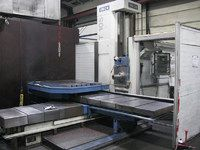 2000 Union T 105 CNC Horizontal