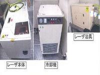 2001 Panasonic PLDMOC YAG Laser