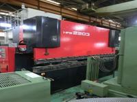 2001 Amada HFB-2203 3.0m Hydrau