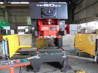 2003 Amada TP-60EX 60T Press