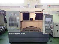 Used 2010 Okuma MB-5