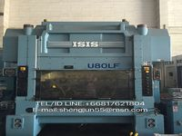 2005 ISIS U80LF 80T Press
