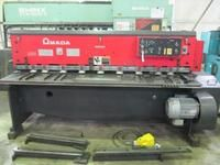 1988 Amada M-2045 2.0m Mechanic