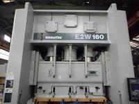 2002 Komatsu E2W-160 160T Press