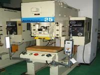 1993 Komatsu OBS-25-3 25T Press