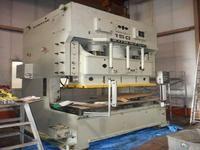 1988 Komatsu OBW-150 150T Press