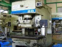 1986 Komatsu OBS-80-3 80T Press
