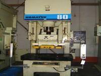 1993 Komatsu OBS-80-3 80T Press