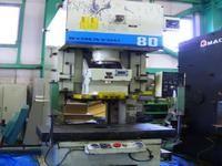 1988 Komatsu OBS-80-3 80T Press