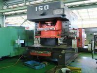 1990 Amada TP-150C 150T Press