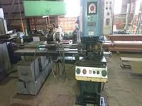 1984 Amada SP-30 30T Set Press