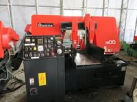 1996 Amada HA-500 500mm Band Sa