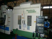 2002 Sodick 800MC Graphite Mach