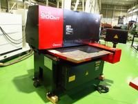 2004 Amada CTS-900NT CNC Tapper