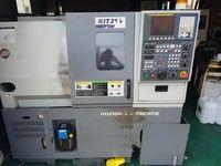 2011 Hyundai KIT250 CNC Turning