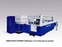 2006 Trumpf L3030 Laser Cutter