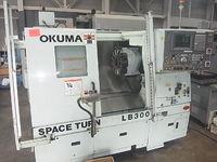 2000 Okuma LB300 CNC Lathe