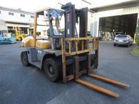 2007 TCM FDS70-9 7.0T Forklift