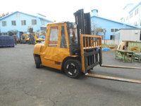 2006 TCM FD50T9 5.0T Forklift T