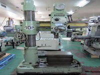 Toa TRD-600C 600mm Radial Drill
