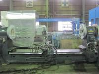 1985 Riken RGL-300 Glass Lathe