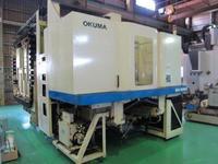 2000 Okuma MA-60HA Horizontal M