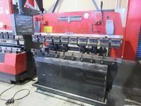 Amada RG-50 2.0m Hydraulic Pres