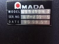 2002 Amada RMP-48M.3 Manipulato