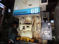 1989 Komatsu OBS-60-2 60T Press