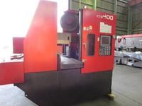 2007 Amada CTB-400 400mm Band S