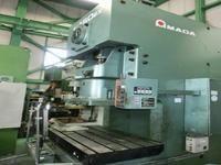 2003 Amada TP-150EX 150T Press