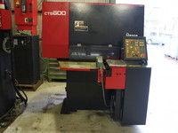 1996 Amada CTS-600 CNC Tapper
