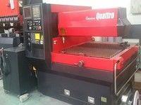 2003 Amada Quatoro Laser Cutter
