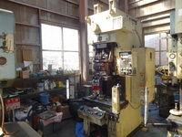 1987 Amada TP-45C-X2 45T Press