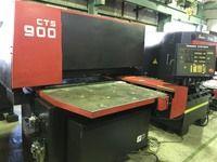 1994 Amada CTS-900 CNC Tapper